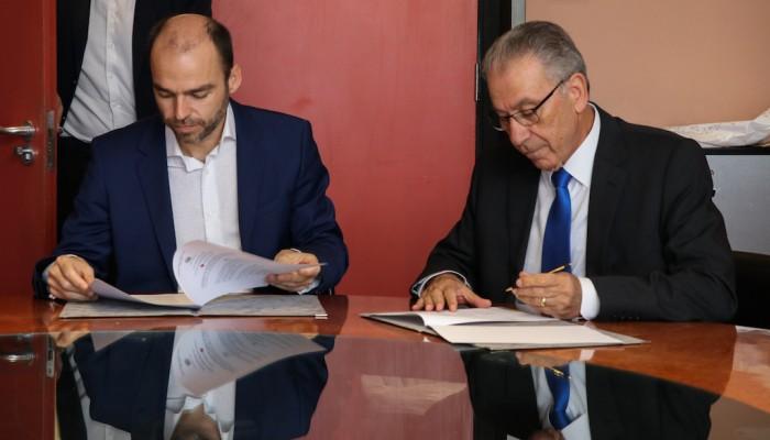 Μνημόνιο Συνεργασίας του Δήμου Ηρακλείου με το Πανεπιστήμιο Λευκωσίας
