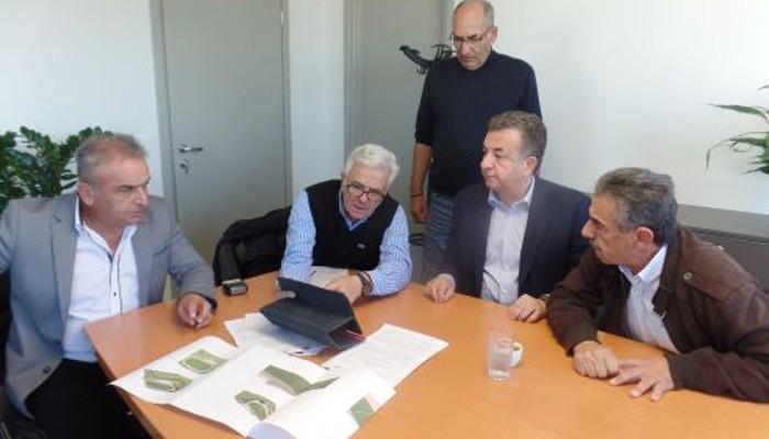 Υπογραφή σύμβασης για δύο νέο σχολικά κτίρια στον Κοψά Δ. Χερσονήσου