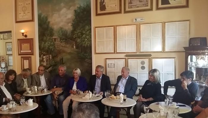 Γιάννης Μανιάτης: Η Κυβέρνηση οδηγεί την μεσαία τάξη στην εξαφάνιση της