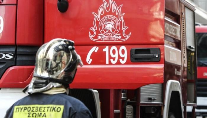Νεκρός 80χρονος από πυρκαγιά στη Λέσβο