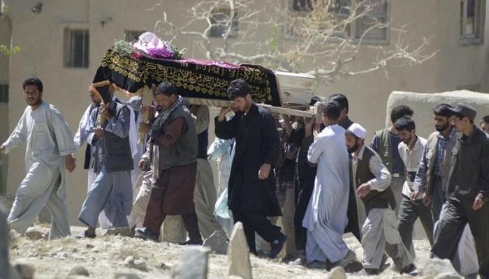 Καμικάζι ανατινάχτηκε σε κηδεία -Τουλάχιστον 12 νεκροί
