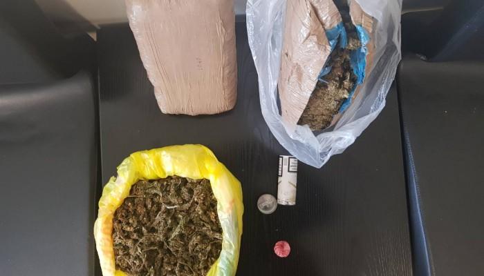 Περισσότερα από δύο κιλά κάνναβης στο σπίτι 25χρονου στο Ηράκλειο