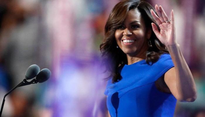 Η Μισέλ Ομπάμα είναι κρυφά μέλος on line κοινότητας πλεξίματος - Χρησιμοποιεί ψευδώνυμο