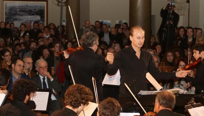 Οι Ηρακλειώτες αγκάλιασαν την Συμφωνική Ορχήστρα Νέων Κρήτης