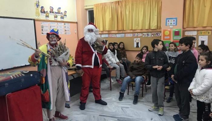 Χριστουγεννιάτικες δράσεις από τον Δήμο Πλατανιά