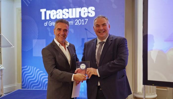 Βραβείο αριστείας στην περιφέρεια Κρήτης για την τουριστική προβολή