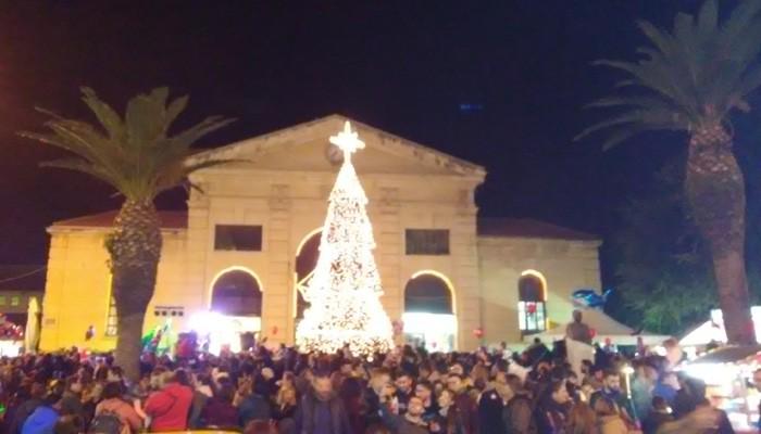 Δήμος Χανίων: Πότε ανάβει το χριστουγεννιάτικο δέντρο στην πλατεία Αγοράς