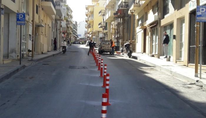 Ξεχάστε ό,τι ξέρατε για την κυκλοφορία οχημάτων στο κέντρο του Ηρακλείου