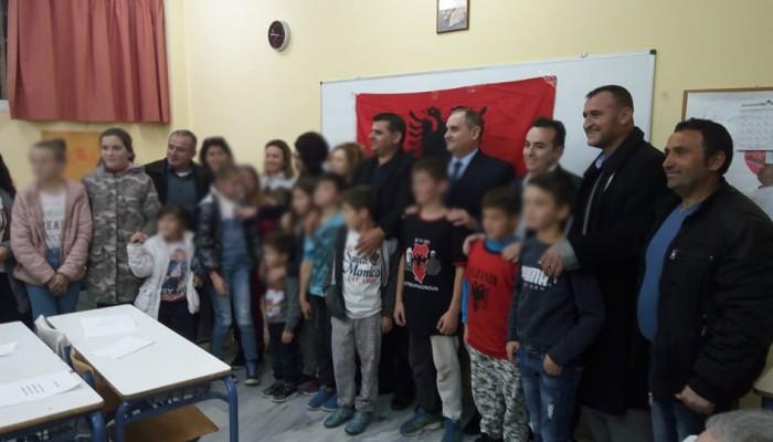 Το ατόπημα στα εγκαίνια αλβανικού σχολείου στην Κρήτη