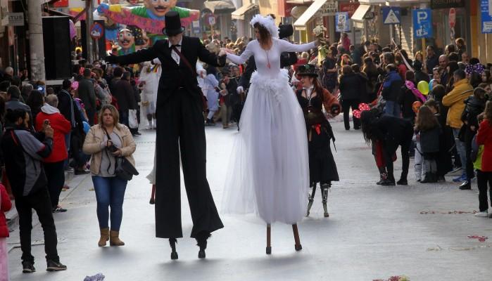Από την Πλατεία 18 Άγγλων η μεγάλη καρναβαλική παρέλαση στο Ηράκλειο