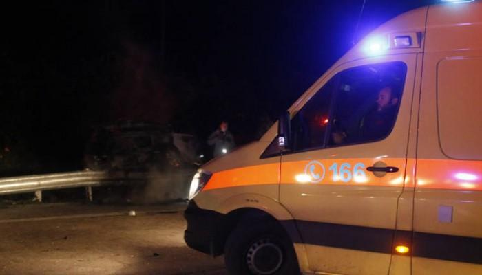 Τροχαίο με δύο σοβαρά τραυματίες στην Κρήτη λίγες ώρες μετά το δυστύχημα στα Χανιά
