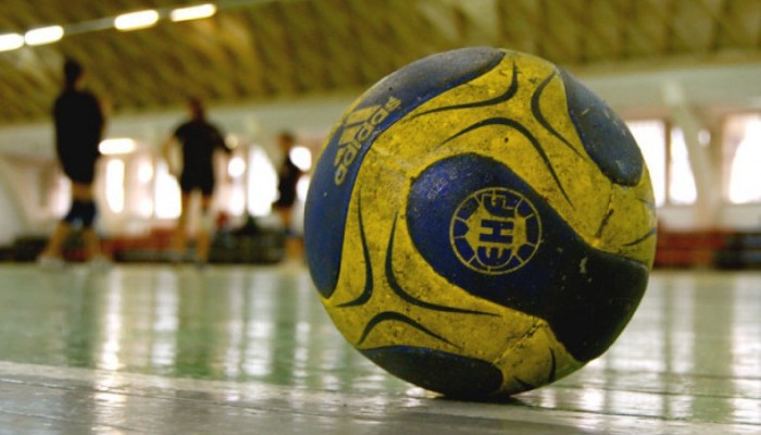 Φιλανθρωπικός αγώνας Handball στο κλειστό του Δημοτικού Σταδίου Χανίων