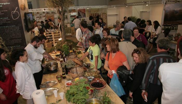 Το Φεστιβάλ Κερνάμε Ελλάδα στα Χανιά - Όλη η Ελλάδα στο πιάτο σας!