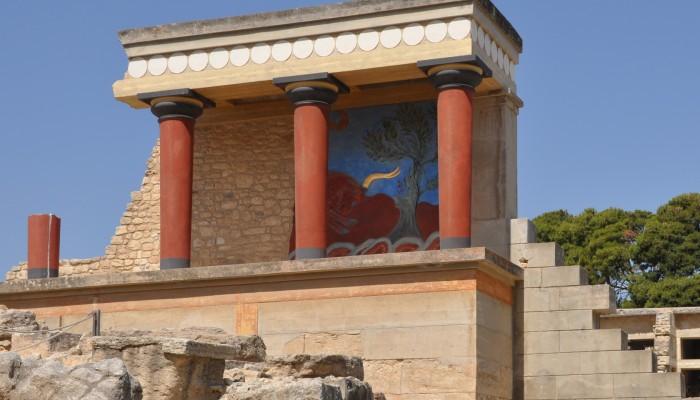 Άνδρας έπεσε από μεγάλο ύψος στον αρχαιολογικό χώρο της Κνωσού
