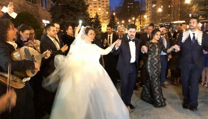 Τριήμερο ξεφάντωμα στον κρητικό γάμο που ξεσήκωσε το Σικάγο!