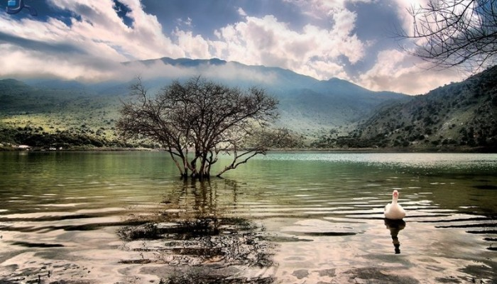 Ο Ορειβατικός από την Κράπη Σφακίων στην Λίμνη Κουρνά