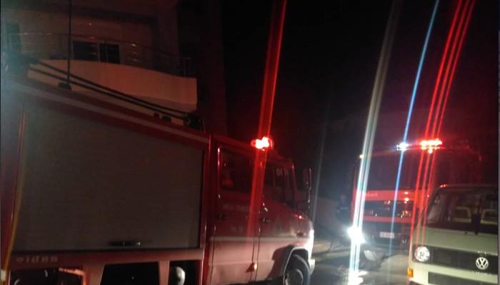 Πυρκαγιές σε μπαρ και σε αυτοκίνητο στην Κρήτη