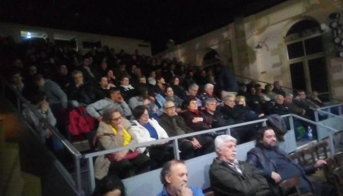 Εκδήλωση για τα 75 χρόνια από την ίδρυση της ΕΠΟΝ