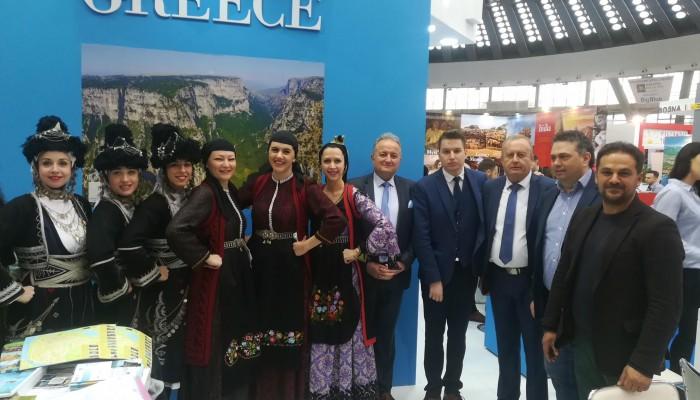 Εντυπωσίασε η Κρήτη στη Σερβία - Αύξηση 15% στον Ελληνικό τουρισμό