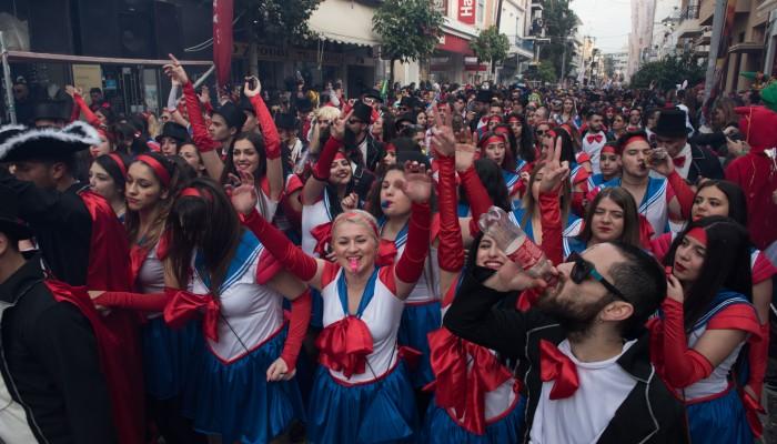 Ρεθεμνιώτικο καρναβάλι 2019 - Η μεγάλη καρναβαλική παρέλαση (βίντεο)