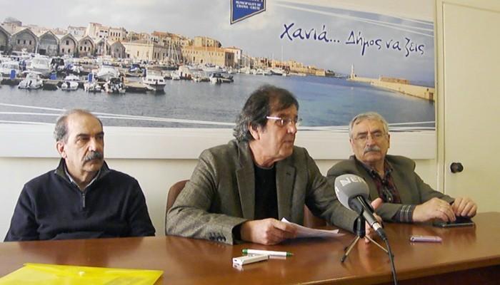 Η Πρωτοβουλία Πολιτών Αυτοδιοίκησης για τουριστικές ζώνες στα Χανιά