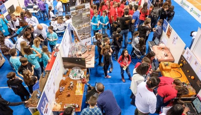 Πάνω από 3.500 συμμετοχές στον Πανελλήνιο Διαγωνισμό Ρομποτικής
