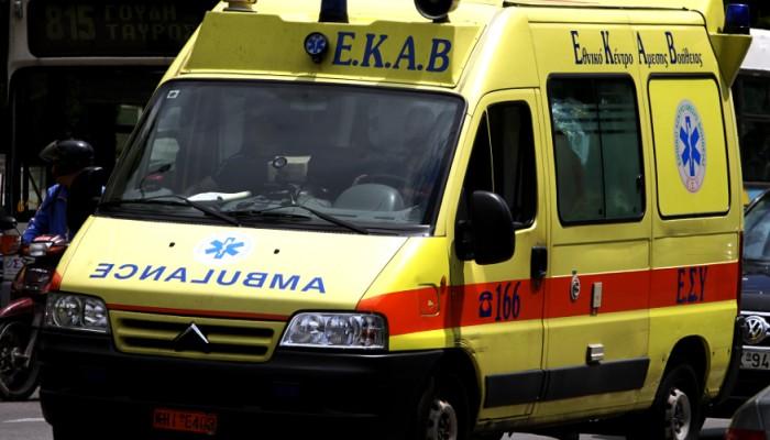 Τροχαίο με θύμα οδηγό μοτοσικλέτας στο Ηράκλειο