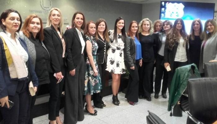 Συνδιάσκεψη γυναικών αστυνομικών της γραμματείας γυναικών Π.Ο.ΑΣ.Υ