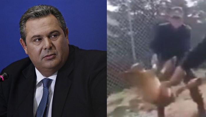 Καμμένος για τον βασανισμό σκύλου: «Να επιβληθούν οι αυστηρότερες ποινές»
