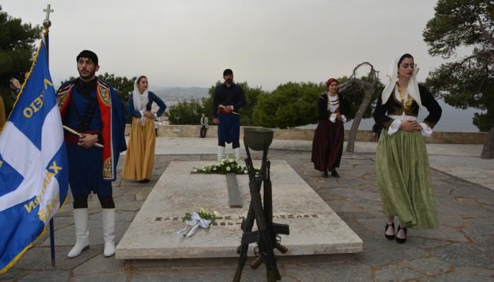 Τη μνήμη των Ελευθέριου και Σοφοκλή Βενιζέλου τίμησαν τα Χανιά (φωτο)