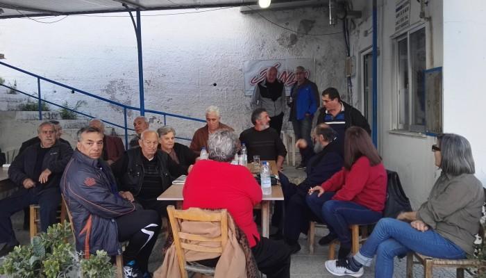 Υπ'ατμόν κάτοικοι για δυσμενείς αλλαγές στην ανάπλαση της Ν.Χώρας (βίντεο)