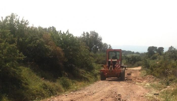 Συνεχίζεται ο καθαρισμός των δρόμων από τα συνεργεία του Δήμου Ηρακλείου