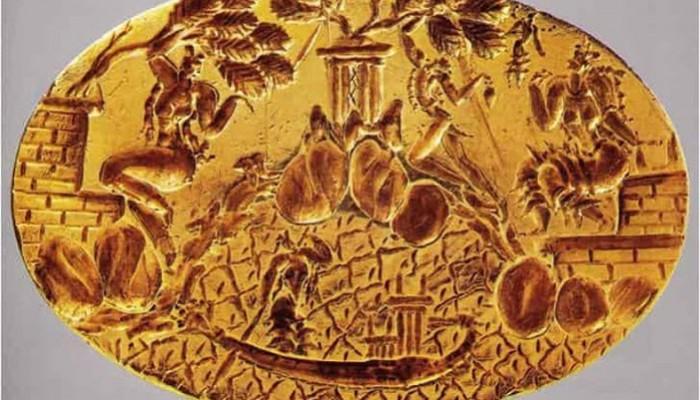 Το περίφημο δαχτυλίδι του Μίνωα που δεν πίστευαν στην αυθεντικότητα του