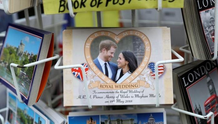 Μια ολόκληρη βιομηχανία πίσω από τον βασιλικό γάμο Χάρι και Μέγκαν
