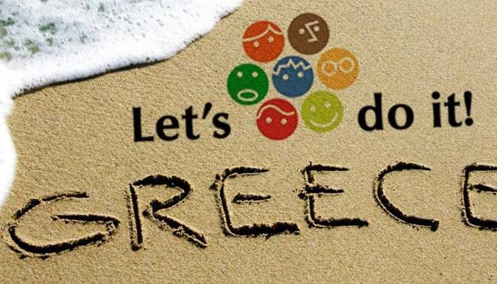 O Δήμος Πλατανιά συμμετέχει στο «Let's Do It Greece 2018»