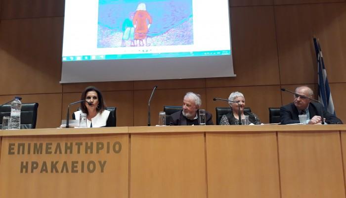 Το Μουσείο Ιατρικής Κρήτης τιμά τον πεζογράφο Περικλή Σφυρίδη