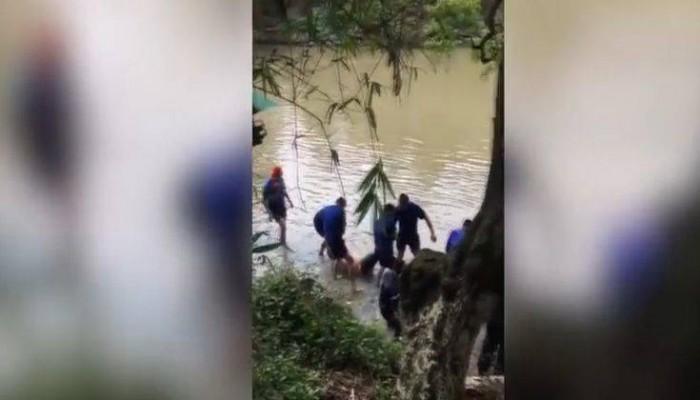Νεκροί 17 κωπηλάτες στην Κίνα (βίντεο)