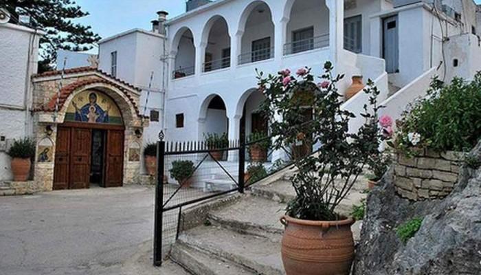 Ιερόσυλοι στην Κρήτη εισέβαλαν σε Μονή και αφαίρεσαν τάματα και εικόνες