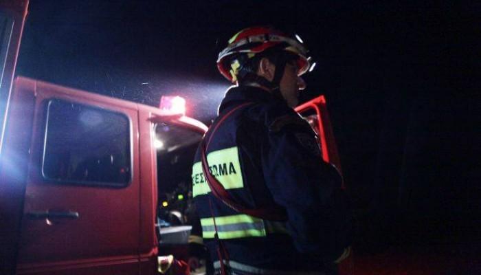 Ζάκυνθος: Νέα πυρκαγιά στη Λιθακιά