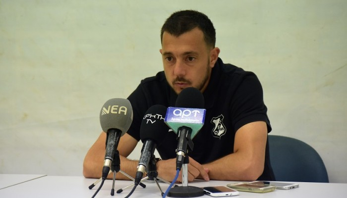 Πουρτουλίδης: Θα μπορούσαμε να είχαμε τελειώσει το ματς