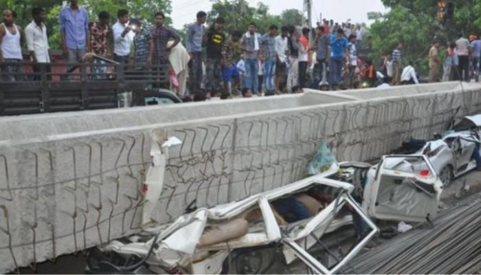 Κατάρρευση αυτοκινητόδρομου - 16 νεκροί και 15 τραυματίες (βίντεο)