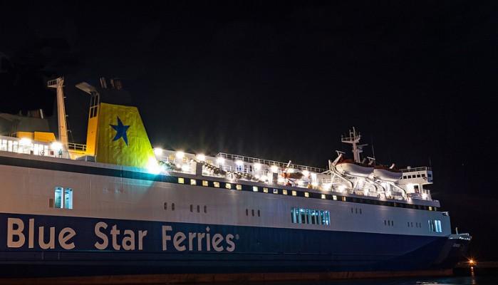 Επιβάτης πλοίου με προορισμό το Ηράκλειο έπεσε στη θάλασσα