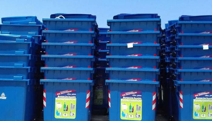 Ουραγός η Ελλάδα στον τομέα της διαχείρισης απορριμμάτων -Μόλις στο 20% η ανακύκλωση