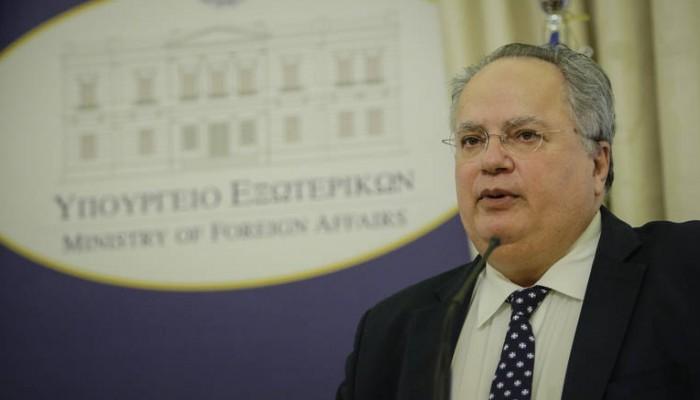 Κοτζιάς:Η συνεργασία Ελλάδας-Κύπρου-Αιγύπτου «κυματοθραύστης» στην αστάθεια