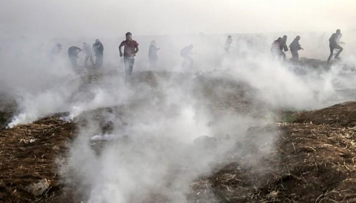 Δύο Παλαιστίνιοι νεκροί από ισραηλινά πυρά στη Λωρίδα της Γάζας
