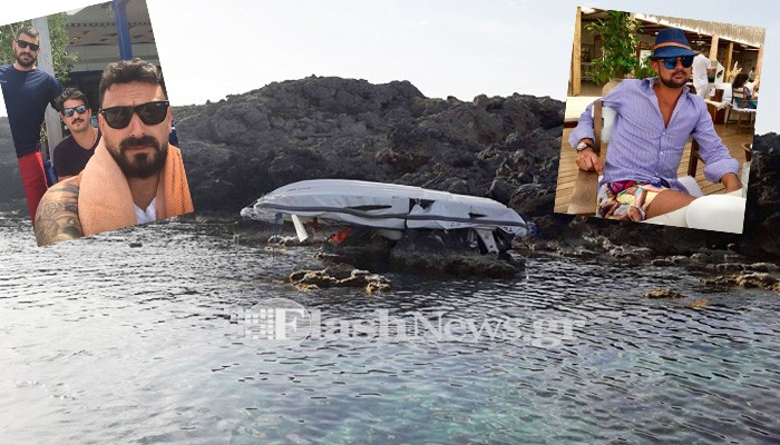 Βαρύ το πένθος για τους τρεις φίλους-θύματα της τραγωδίας στα Σφακιά (φωτο)