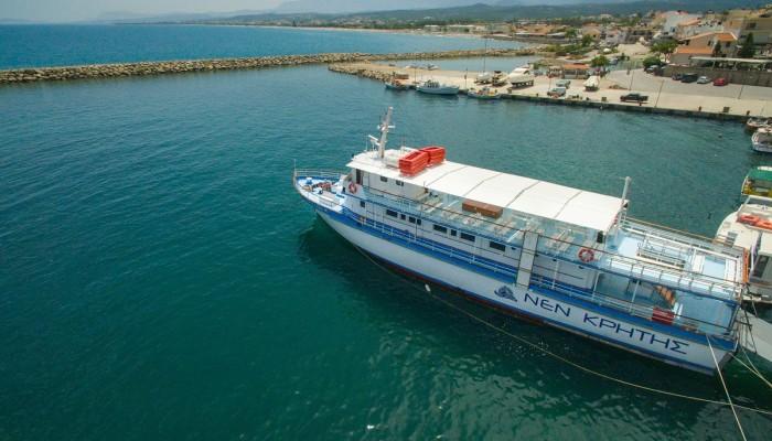 Νέα ναυτιλιακή εταιρεία στη Νότια Κρήτη από Σφακιανούς επιχειρηματίες