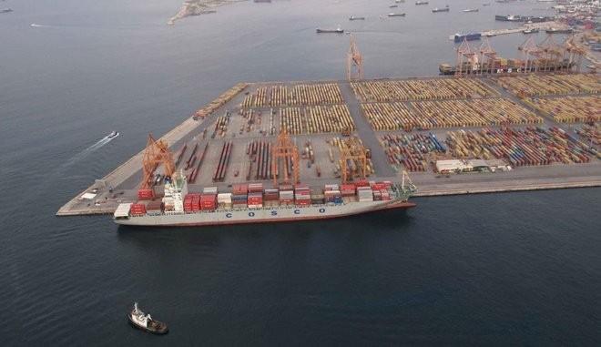 Διψήφια αύξηση των ελληνικών εξαγωγών στο α' εξάμηνο