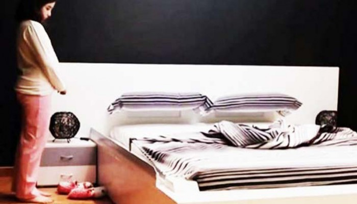 Κρεβάτι στρώνεται μόνο του! (βίντεο)