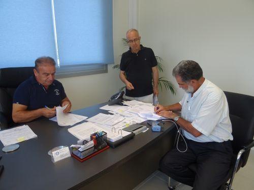 Αντικατάσταση αρδευτικής γεώτρησης στον Δήμο Χερσονήσου